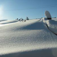 Огород зимой, Кослан