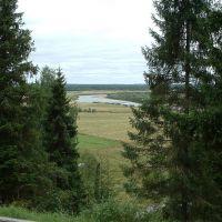 Luza in Objachevo, Объячево