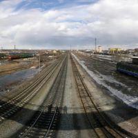 Станция Печора, Печора