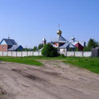 Печорский Богородицкий Скоропослушнический монастырь, Печора