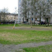 Рядом с СОШ №83, Печора