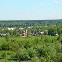 Церковь в Сосногорске, Сосногорск