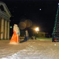 2012 Ухта, Сосногорск, Дворец культуры железнодорожников, Сосногорск