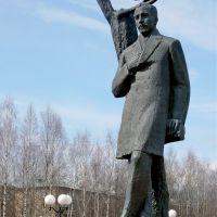 Памятник поэту, Сыктывкар