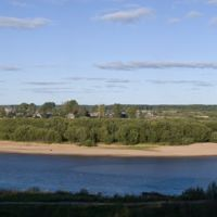 Sysola river, Сыктывкар