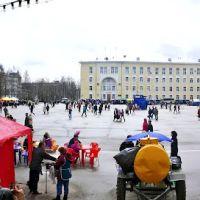 Нынешний Первомай, Сыктывкар
