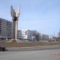 Октябрьский пр, Сыктывкар