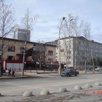 Ресторан Вычегда, Сыктывкар