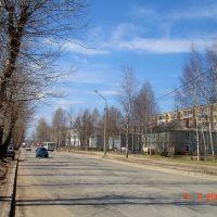 ул. Печорская, Сыктывкар