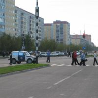 ул.Нефтяников, Усинск