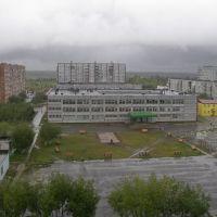 Школа № 5, Усинск