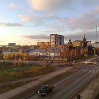 Храм, Усинск