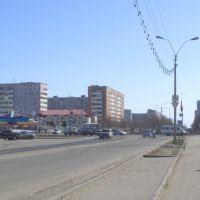 улица Молодежная, Усинск