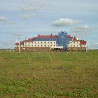 Усинск, Гостиница Полярная Звезда, Усинск