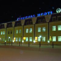 Усинск, Здание Компании Северная Нефть, Усинск