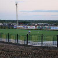 Стадион 2009.08, Усинск