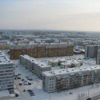 Высота 55м, Усинск