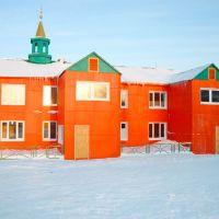 Мечеть г. Усинска, Усинск