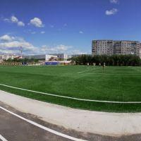 новый стадион, Усинск