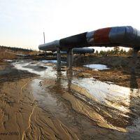 Усинск, трубопровод, Usinsk, pipeline, Усинск