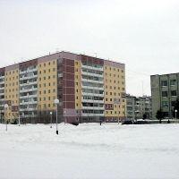 Площадь, Усинск