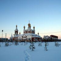 Храм Усинска, Усинск