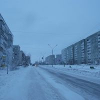 Улица Усинска, Усинск