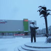 Нефтяникам Усинска, Усинск