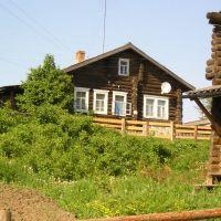 Село  Усть-Кулом. Респ.Коми, Усть-Кулом