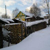 Дровишки..., Усть-Кулом