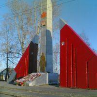 Площадь, Усть-Кулом
