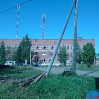 Районная больница, Усть-Кулом