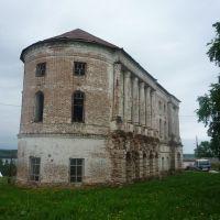Церковь, Усть-Кулом