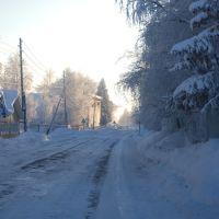 Зимняя улица (Усть-Цильма), Усть-Цильма