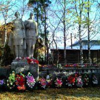 Памятник героям Великой отечественной войны, Усть-Цильма