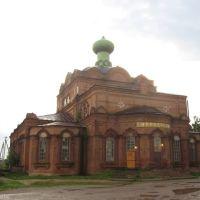 старая церковь, Боговарово
