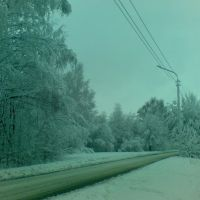 зима в боговарово, Боговарово