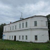 Покровская церковь в Боговарове., Боговарово