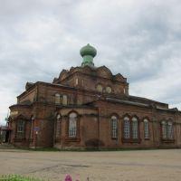 Неосвященная церковь в Боговарове., Боговарово