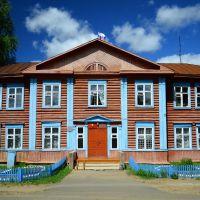 Здание администрации, Боговарово