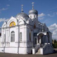 Привокзальная Церковь, Буй