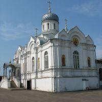 Николаевская церковь, что при железнодорожном вокзале города Буя., Буй