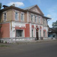 Особняк в центре г. Буй, Костромская область, Буй