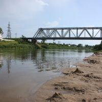 Железнодорожный мост через Кострому, Буй