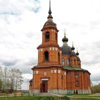 Храм Святого Тихона Лухского, Волгореченск