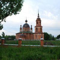 Свято-Тихоновский храм, Волгореченск