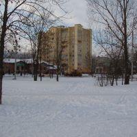 Улица Ленинского Комсомола, Волгореченск