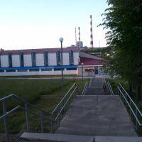 Спорткомплекс, Волгореченск