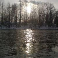 Сбросной канал, Волгореченск