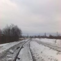 Рельсы, рельсы!, Волгореченск